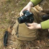 What's inside my deer stalking backpack?