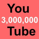 My YouTube channel just reached 3,000,000 views